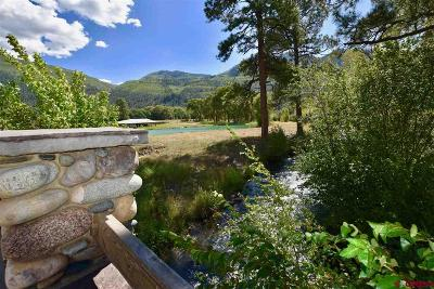 La Plata County Single Family Home NEW: 10862 Cr 250