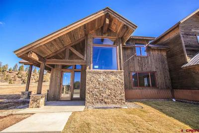 Pagosa Springs Single Family Home For Sale: 155 Sage
