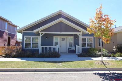 Durango Single Family Home For Sale: 314 Sage View Street