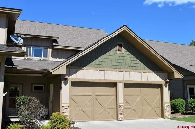Pagosa Springs Condo/Townhouse NEW: 135 Eaton #1003