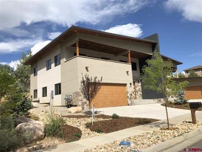 Durango Condo/Townhouse NEW: 121 River Oaks #a