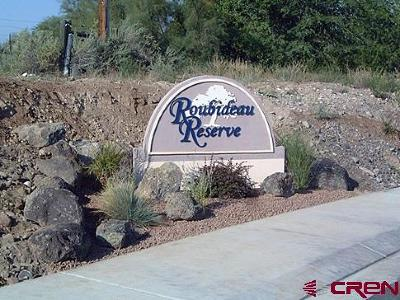 Delta Residential Lots & Land For Sale: 25 Roubideau