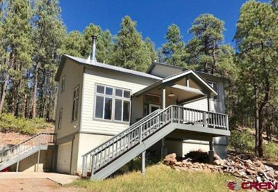 La Plata County Single Family Home For Sale: 195 Pine Cone Drive