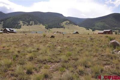Creede Residential Lots & Land For Sale: 341 Spruce Drive