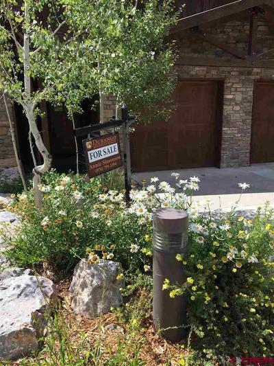 Durango Condo/Townhouse For Sale: 94 Limestone