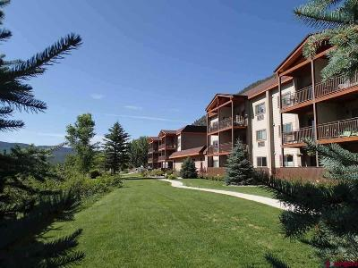 Durango Condo/Townhouse For Sale: 1700 Cr 203 #b-205