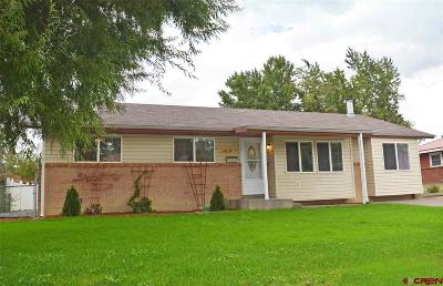 Montrose Single Family Home For Sale: 1019 Oxford