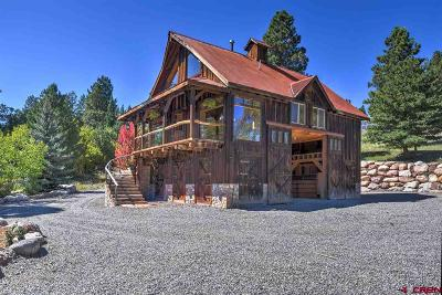 La Plata County Single Family Home For Sale: 101 Laughing Dog Ln