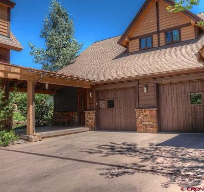 Durango Condo/Townhouse For Sale: 590 Glacier Club #2