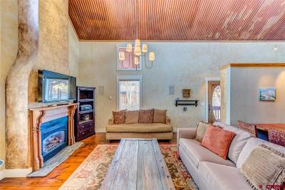 Crested Butte CO Condo/Townhouse For Sale: $850,000