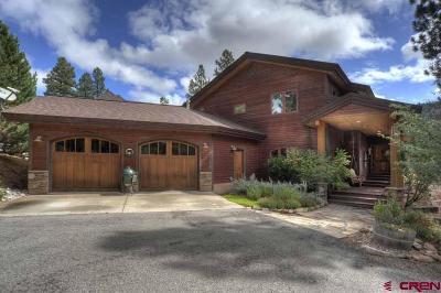 Durango Single Family Home For Sale: 67 Culebra Circle