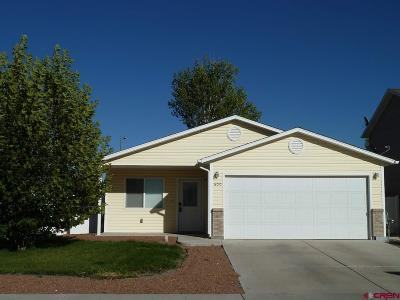 Delta CO Single Family Home For Sale: $180,000