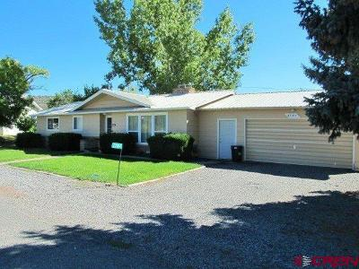 Eckert Single Family Home For Sale: 22184 Willow