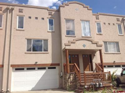 Durango Condo/Townhouse For Sale: 3040 Quasar #4