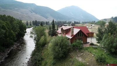 Crested Butte CO Single Family Home For Sale: $1,525,000
