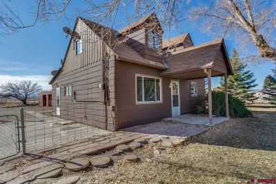 Olathe Single Family Home For Sale: 53806 Banner