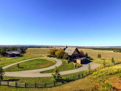 La Plata County Farm For Sale: 10778 Cr 120