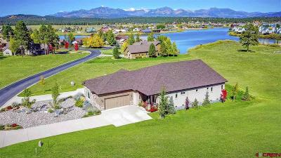 Pagosa Springs Single Family Home For Sale: 30 Capstone