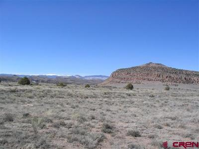 Del Norte Residential Lots & Land For Sale: 344 Cattle Drive