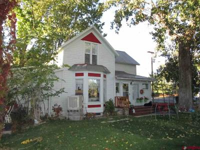 Montrose Single Family Home For Sale: 303 N Grand #TBD N Gr
