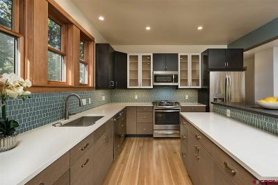 Durango Single Family Home For Sale: 2910 W 3rd