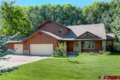 Durango Single Family Home For Sale: 44 Blue Sky