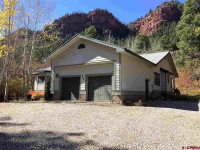 Durango Single Family Home For Sale: 21 Dyke Canyon Trail