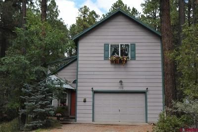 La Plata County Single Family Home For Sale: 775 Deer Ridge Dr