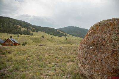 Creede Residential Lots & Land For Sale: 220 Conour Road