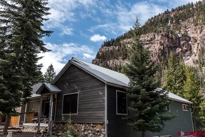 Ouray Single Family Home UC/Contingent/Call LB: 118 Ouray Vista Lane