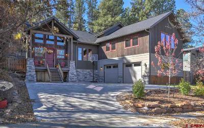 Durango Single Family Home NEW: 2094 Mockingbird Valley