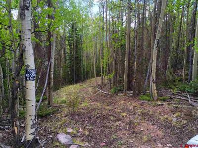 Creede Residential Lots & Land For Sale: 504