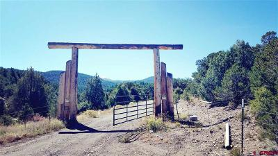 South Fork Residential Lots & Land For Sale: 23463 W Hwy 160