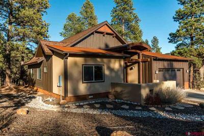 La Plata County Single Family Home For Sale: 240 Copper Rim Trail