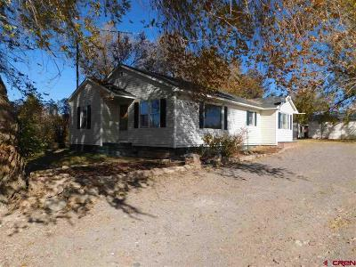 Montrose Single Family Home For Sale: 11264 5850 Road