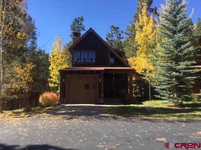 La Plata County Condo/Townhouse For Sale: 590 Glacier Club Drive #13