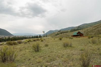 Creede Residential Lots & Land For Sale: 28972 Highway 149