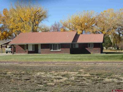Cortez Single Family Home For Sale: 24260 Road F.5
