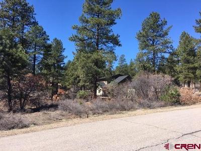 Durango Residential Lots & Land For Sale: 295 Copper Rim Trail
