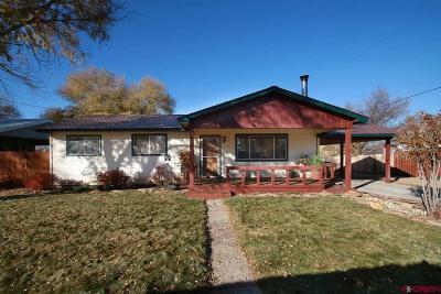 Cortez Single Family Home For Sale: 14 W Coronado Avenue