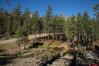 Durango Residential Lots & Land For Sale: 79 Hideout Trail