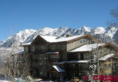 Durango Condo/Townhouse For Sale: 545 Skier Place #103