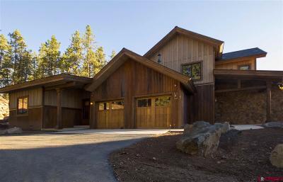 Durango Condo/Townhouse For Sale: 87 Glacier Club Trail #15