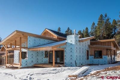Durango Condo/Townhouse For Sale: 87 Glacier Club Trail #12