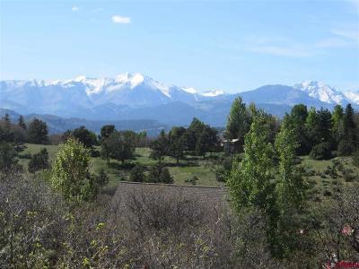 Durango Residential Lots & Land For Sale: 21 Lizard Head
