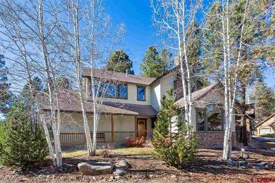 Durango Single Family Home For Sale: 67 Edgemont Circle