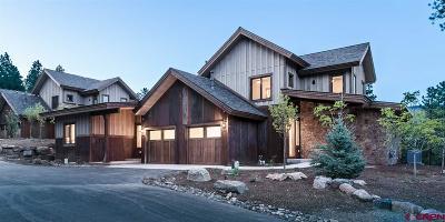 Durango Condo/Townhouse For Sale: 87 Glacier Club Trail #13
