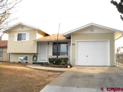 Cortez Single Family Home For Sale: 931 Brookside