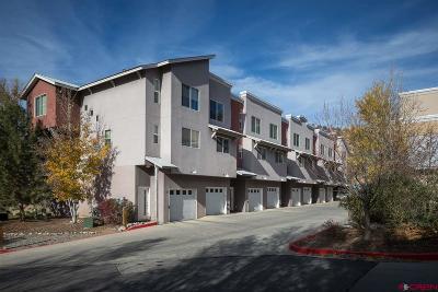 Durango Condo/Townhouse For Sale: 1140 Carbon Junction #48