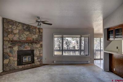 Durango Condo/Townhouse For Sale: 251 Pine Ridge Loop #C4